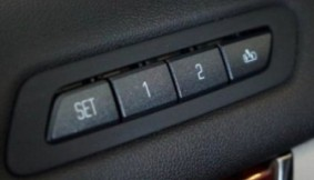 Memory-seat-buttons